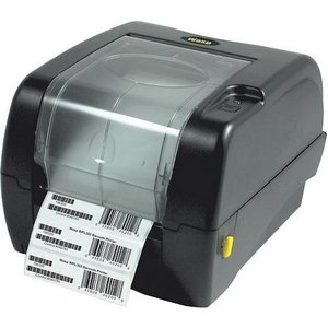 Wpl305 Thermal - Wasp WPL305 Monochrome Direct Thermal Label Printer with Reflective Media Sensor, 5 in/s Print Speed, 203 dpi Print Resolution, 4.25