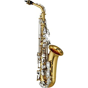 08d508ed69 Amazon.com  Yamaha YAS-23 Standard Eb Alto Saxophone Lacquer Finish ...