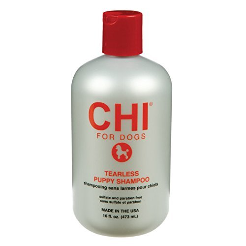 CHI Tearless Puppy Shampoo, 16fl oz