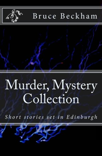 Murder Mystery Collection stories Edinburgh product image