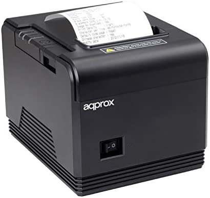Approx APPPOS80AM3 Térmica Directa POS Printer 203 x 203DPI ...