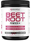 Beet Root Powder with Patented, Organic PeakO2 & Mushroom Blend – Supports Fast Workout Recovery & Promotes Athletic Endurance; No Sugar, Non-GMO