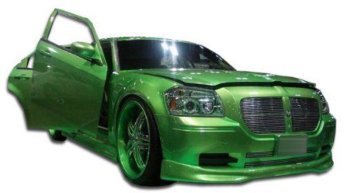 Duraflex Replacement for 2005-2007 Dodge Magnum VIP Body Kit - 4 Piece