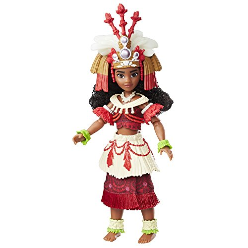 DisneyPrincess Moana Ceremonial Dress