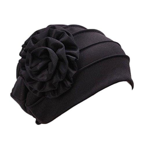Nation-Women-Muslim-Stretch-Turban-Hat-Hair-Loss-Head-Scarf-Wrap-Hijib-Cap