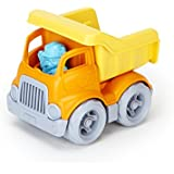 Green Toys Dumper Vehicle, Yellow/Orange