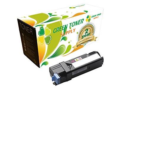 - Green Toner SupplyTM Compatible Toner Cartridge Replacement for Dell 2135 (Magenta, 1-Pack)
