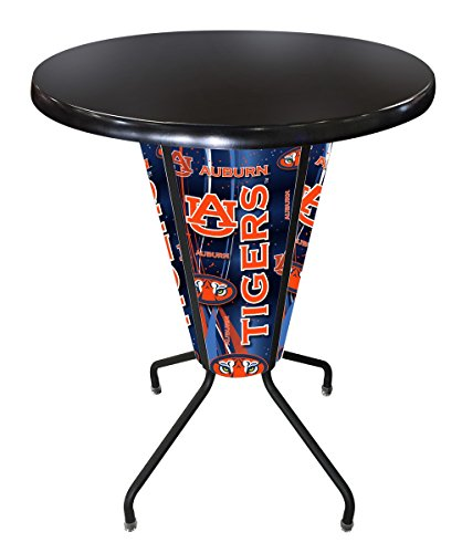 Lighted Outdoor Stool Table - 3