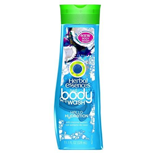- (3 Pack) Herbal Essences Hello Hydration Body Wash, 11.1 Fl Oz
