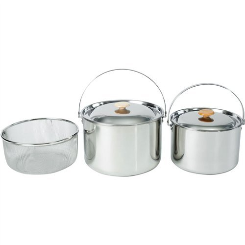 Snow Peak Al dente Cookset-Large by Snow Peak