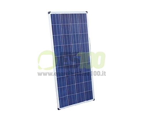 Solarpanel Solarmodul Polykristallin 150W 12V Serie NX