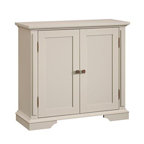 Sauder 419135 Storage Cabinet, Cobblestone For Sale