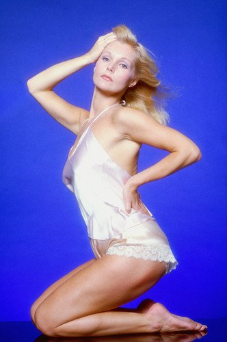Carol Lynley 24x36 Poster Pin Up in Sexy Negligee