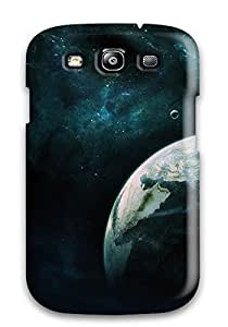 Best 9296709K70644293 Durable Defender Case For Galaxy S3 Tpu Cover(across The Planet)
