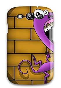 Awesome GCLhPIU11384tvewn CharlesRaymondBaylor Defender pc Hard Case Cover For Galaxy S3- Other