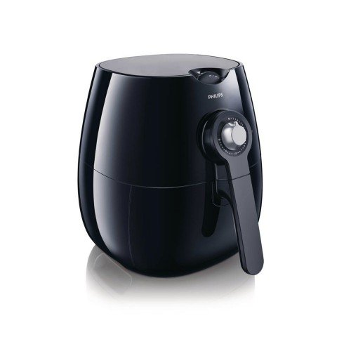 Philips Viva Airfryer – Black – HD9220/26 (Renewed)
