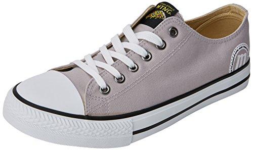 MTNG Herren Emi Sneakers Grau (Canvas Gris)