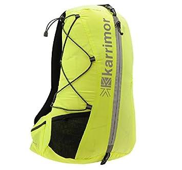 0bd7d4e62617 カリマー Karrimor ランニング バックパック X Lite 15L Running Backpack (イエロー) [並行輸入