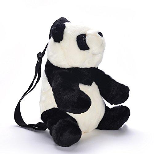 Lazada Panda Plush Women Kid's Backpack Shoulder Bags Fashion 12