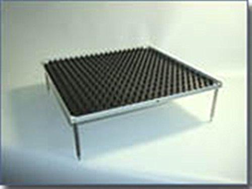 12' Mat Stack (BENCHMA - Stacking Plat- large 12'' x 12'' w/ dimp. Mat , EA1)