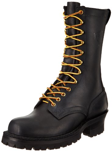 400V Smoke Jumper Boot,Black,11 D US ()