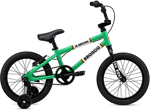 SE Bronco 16 BMX Bike Kid's Sz 16in Green