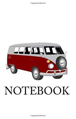 Read Online NOTEBOOK - VW Campervan pdf