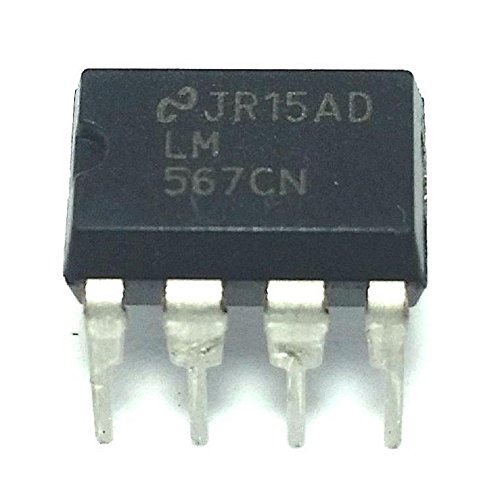 National Semiconductor LM567CN Tone Decorder (Pack of 1)