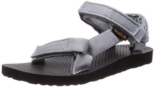 Il Tuo Sandalo Universale Originale Con Finitura A Sandalo (azzurro Chiaro Grigio)