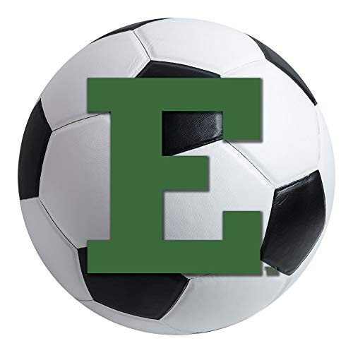NCAA Eastern Michigan University Soccer Ball, Small, Black (Michigan Soccer Ball University)