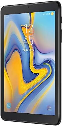 "Samsung Galaxy Tab A 8.0"" (32GB, 2GB, Wi-Fi + Cellular) 4G LTE Tablet, GPS, GSM AT&T Unlocked (T-Mobile, Metro, Cricket, Straight Talk) US Warranty SM-T387A (Black, 64GB SD Bundle)"