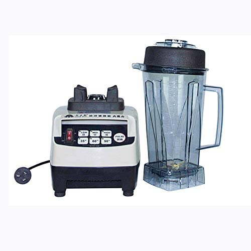 Staande mixer 1500W Blender Mixer Smoothie 2L High Performance Mixer Universal Mixer