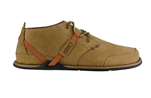 Image of Xero Shoes Coalton - Men's Chukka Style, Barefoot-Inspired Minimalist, Zero-Drop Low Leather Boot
