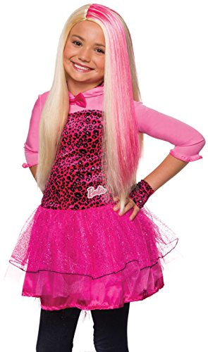 Rubie's Costume Barbie Child Wig -