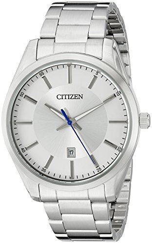 Citizen Men's BI1030-53A Stainless Steel Bracelet Watch