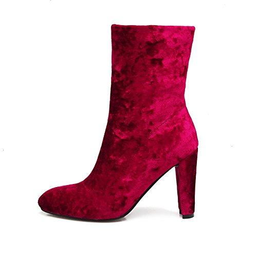 5 ABL09789 Rouge Compensées Abl09789 Rose BalaMasa Sandales Femme EU Rouge 38 wRqxHa8f4