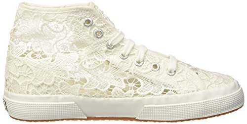 Superga White Donna Macramew Sneaker Bianco 2795 901 r0UqwtXrx