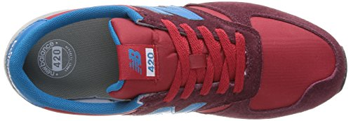 Adults 'Trainers srb Unisex New 420 Red Balance Red qtxBn7Tw