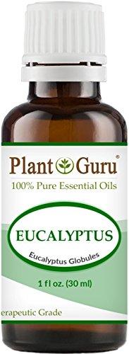 Eucalyptus Essential Oil 1 oz / 30 ml 100% Pure Undiluted Th
