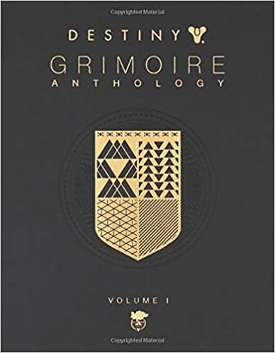 Destiny Grimoire Anthology, Vol I por Bungie Inc