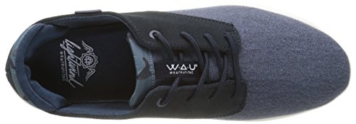 WAU Lightwind - Zapatillas Hombre Azul