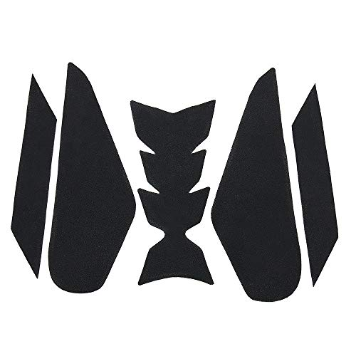 - Motorcycle Modified Fuel Tank Non-slip Stickers Fish Bone Decal For Kawasaki Ninja 400