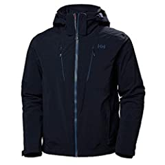 Our best selling premium iconic resort ski jacket has become better. A new masculine sign off incorporates clean design lines with cutting edge technologies. Our new Life pocket which is integrated in the chest pocket will preserve the batter...