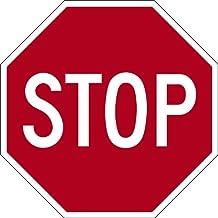 "Highway Traffic Supply Stop Sign 30""x30"" 3m Prismatic Engineer Grade reflective Aluminum"