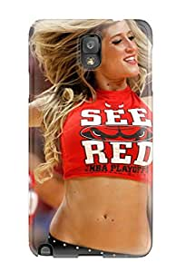 Charles Lawson Brice's Shop chicago bulls cheerleader basketball nba fw NBA Sports & Colleges colorful Note 3 cases