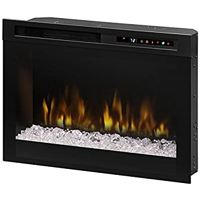 """DIMPLEX 26"""" Multi-FIRE XHD FIREBOX with Acrylic Ember Media Bed"""