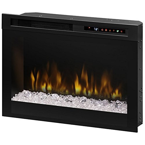 "DIMPLEX 26"" Multi-FIRE XHD FIREBOX with Acrylic Ember Media"