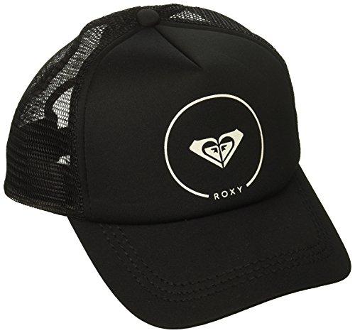 Roxy Women's Truckin Trucker Hat, Black Anthracite, 1SZ from Roxy