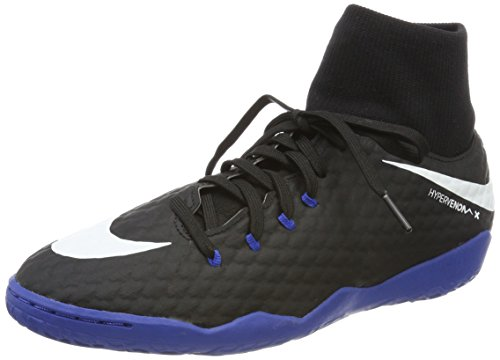 002 IC dk DF Grey Noir Royal Chaussures Hypervenomx game 3 Homme White Nike Noir Black Phelon Football de xnfRnS