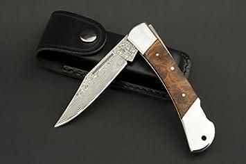 IZUMI ICHIAGO - Big Fox Folder - cuchillo de bolsillor de ...